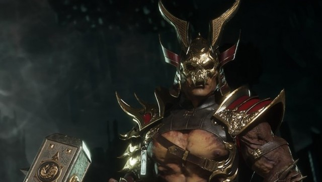Mortal Kombat 11's final character leaked