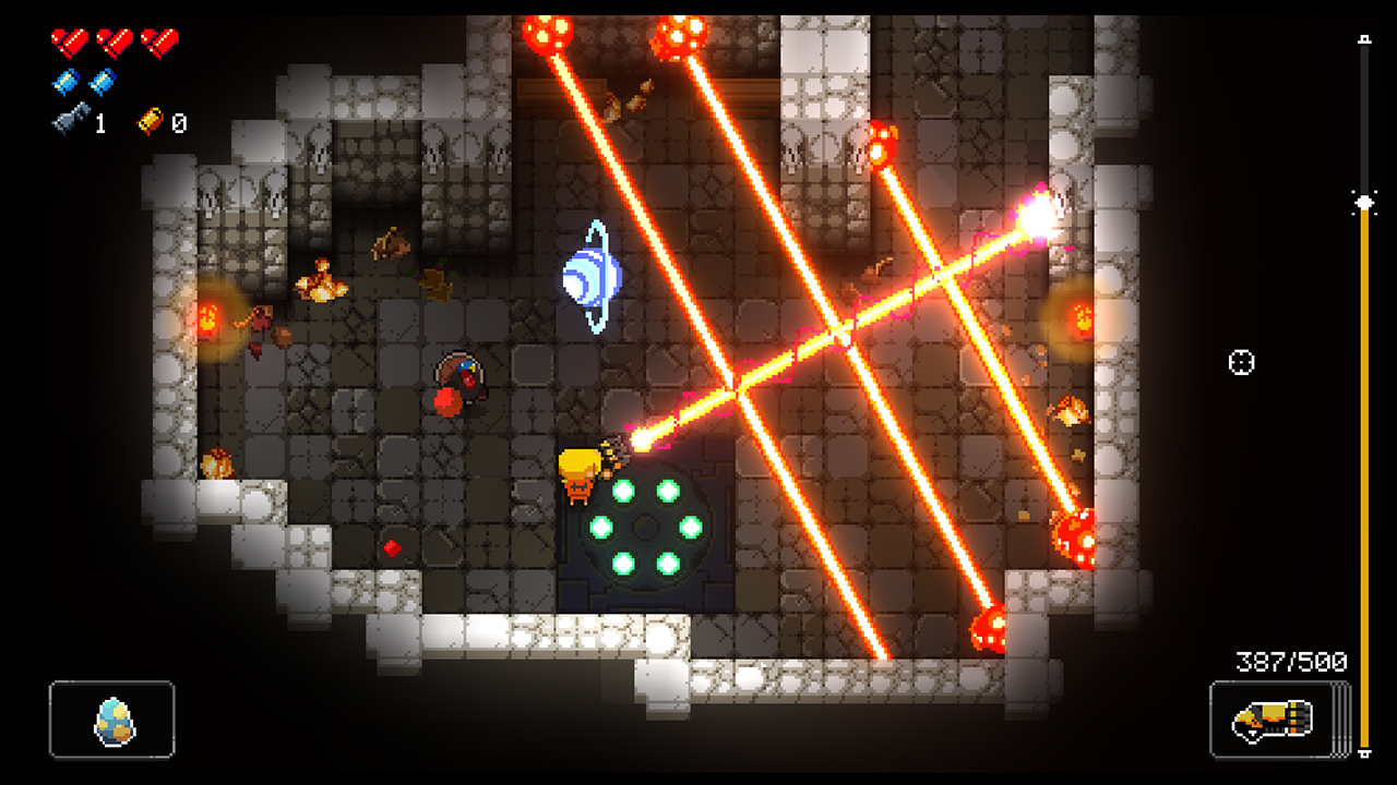Enter the Gungeon's upcoming 2 1 7 patch detailed | GoNintendo