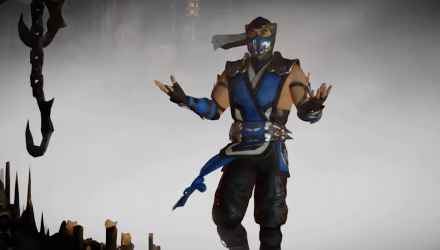 Mortal Kombat 11 updated to Version 1 02 on Switch, takes up
