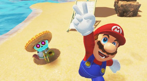 Super Mario Odyssey updated to Version 1.3.0, includes Nintendo Labo VR support - GoNintendo 1