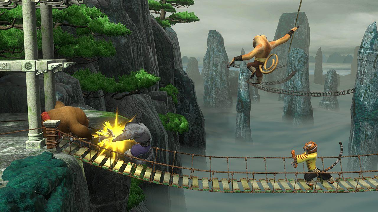 Kung Fu Panda  Showdown of Legendary Legends - more screens  4598eb6e1