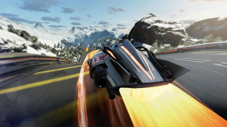 FAST Racing Neo - 10 mins of footage