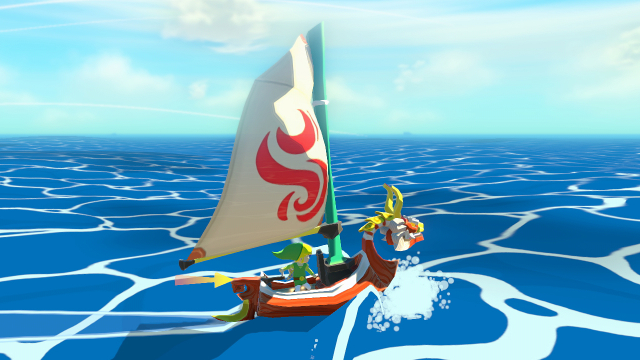 Did You Know Gaming - The Legend of Zelda: The Wind Waker