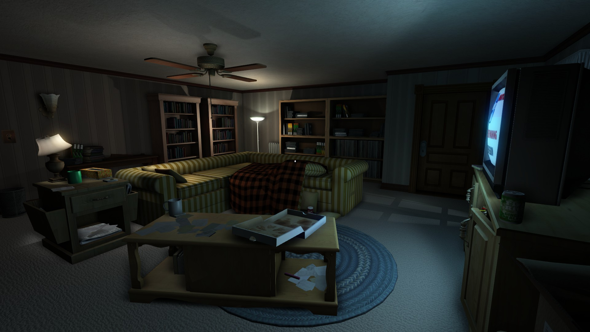 Gone Home no longer coming to Wii U