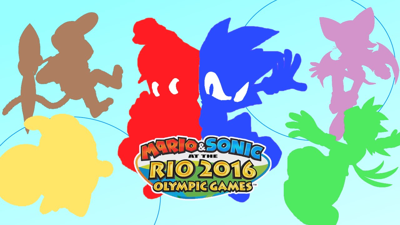 Mario And Sonic At The Rio 2016 Olympic Games 3ds Equestrian Bmx