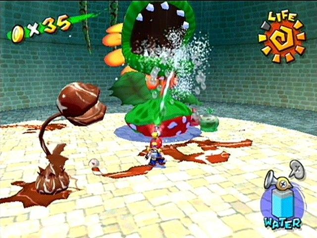 Super Mario Sunshine - progress update on fan-made DS port   GoNintendo