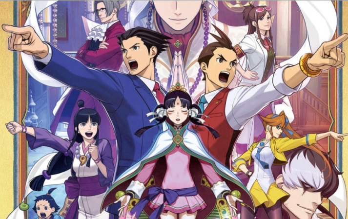 Phoenix Wright Ace Attorney Spirit Of Justice Chapter 3