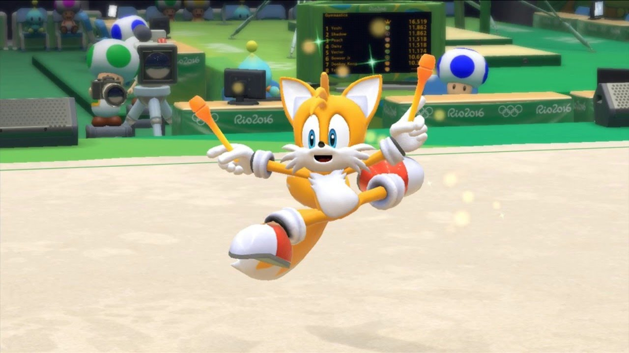 Mother 3 fan translator worked on Mario & Sonic at the Rio 2016