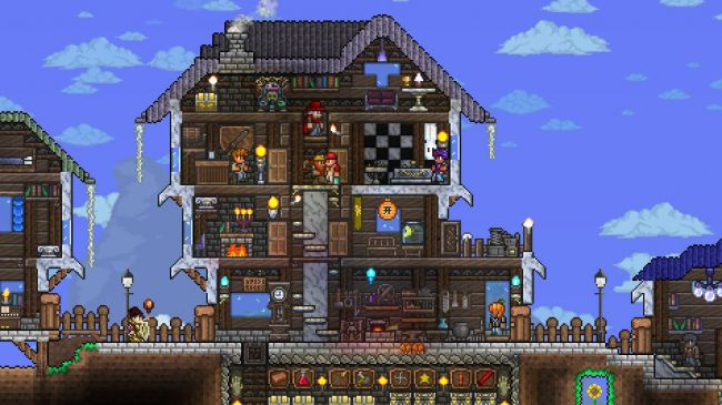 Terraria Better Crafting Mod