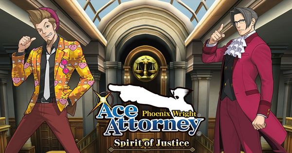 Ace Attorney Turnabout Time Traveler
