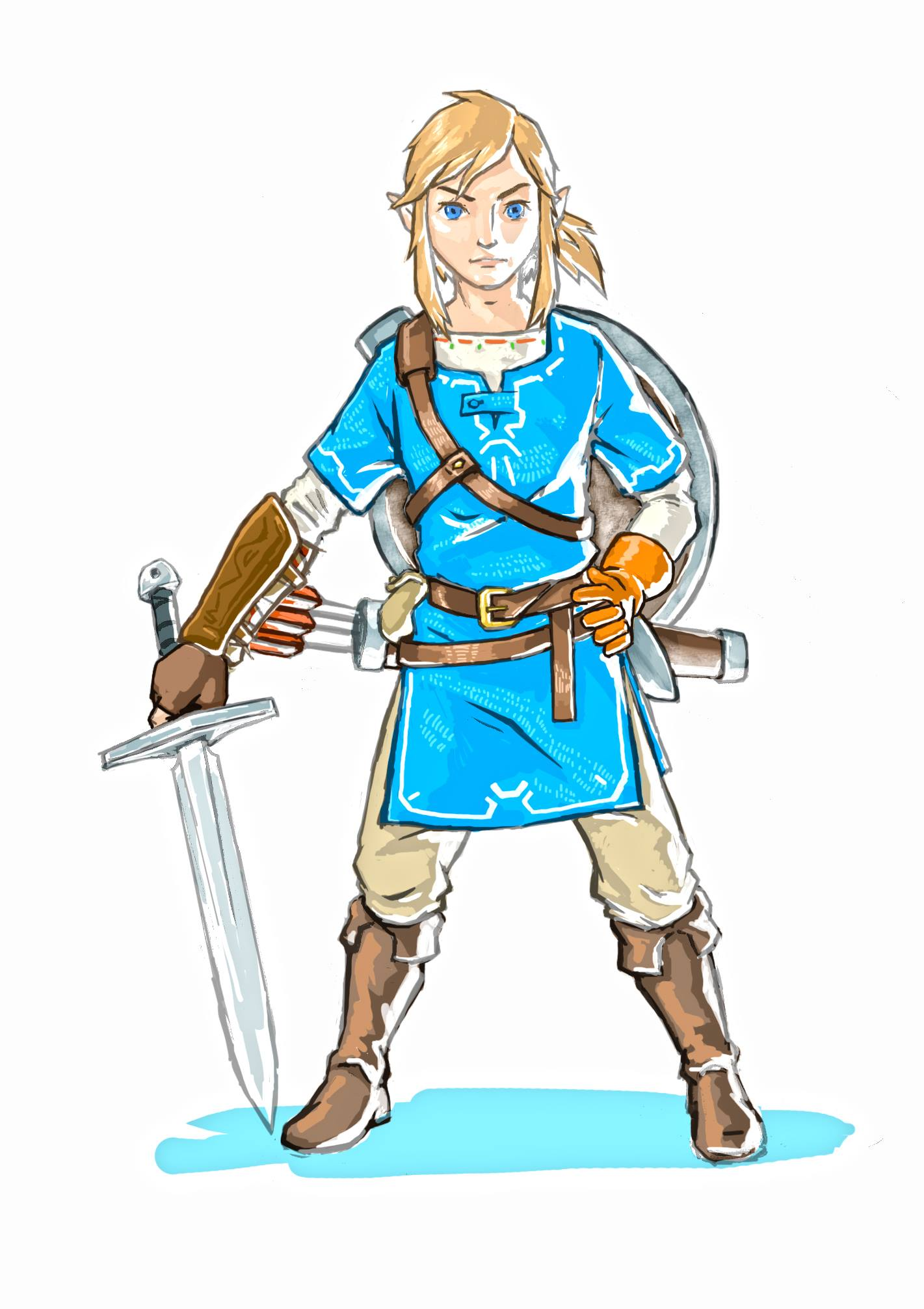 The Legend Of Zelda Breath Of The Wild Two More Pieces Of