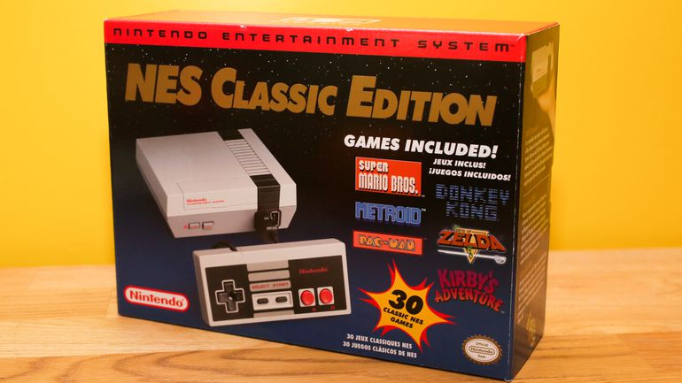 Latest NES Classic Edition hack adds in a full library of ...