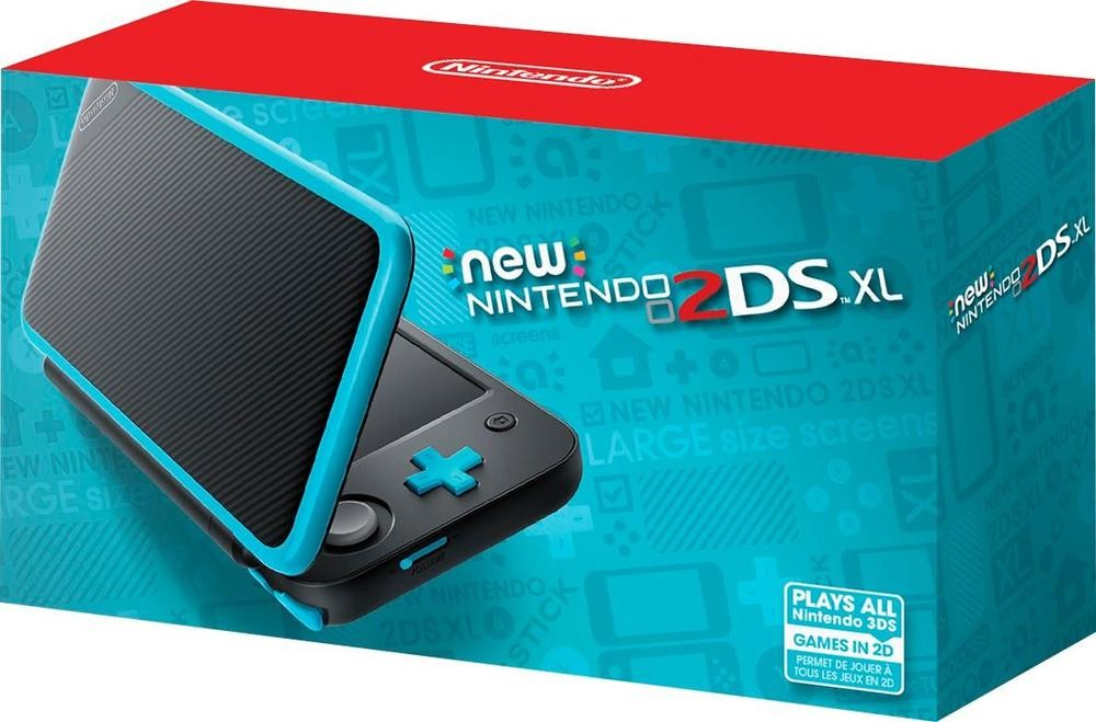 new 2ds xl firmware out of box