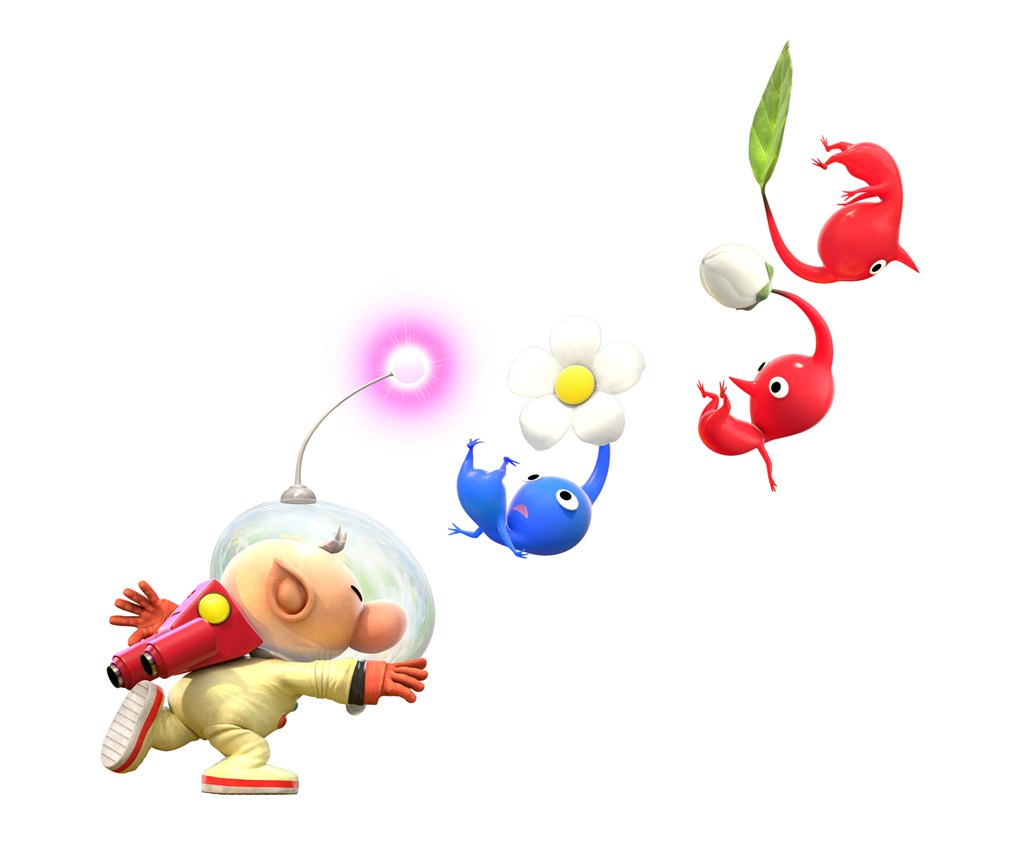how to play pikmin on pc