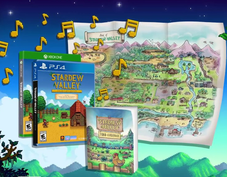 Swedish retailer lists Stardew Valley: Collector's Edition for Switch | GoNintendo
