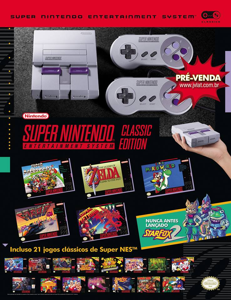 Brazil snes classic edition to cost roughly 320 - How much is a super nintendo console worth ...