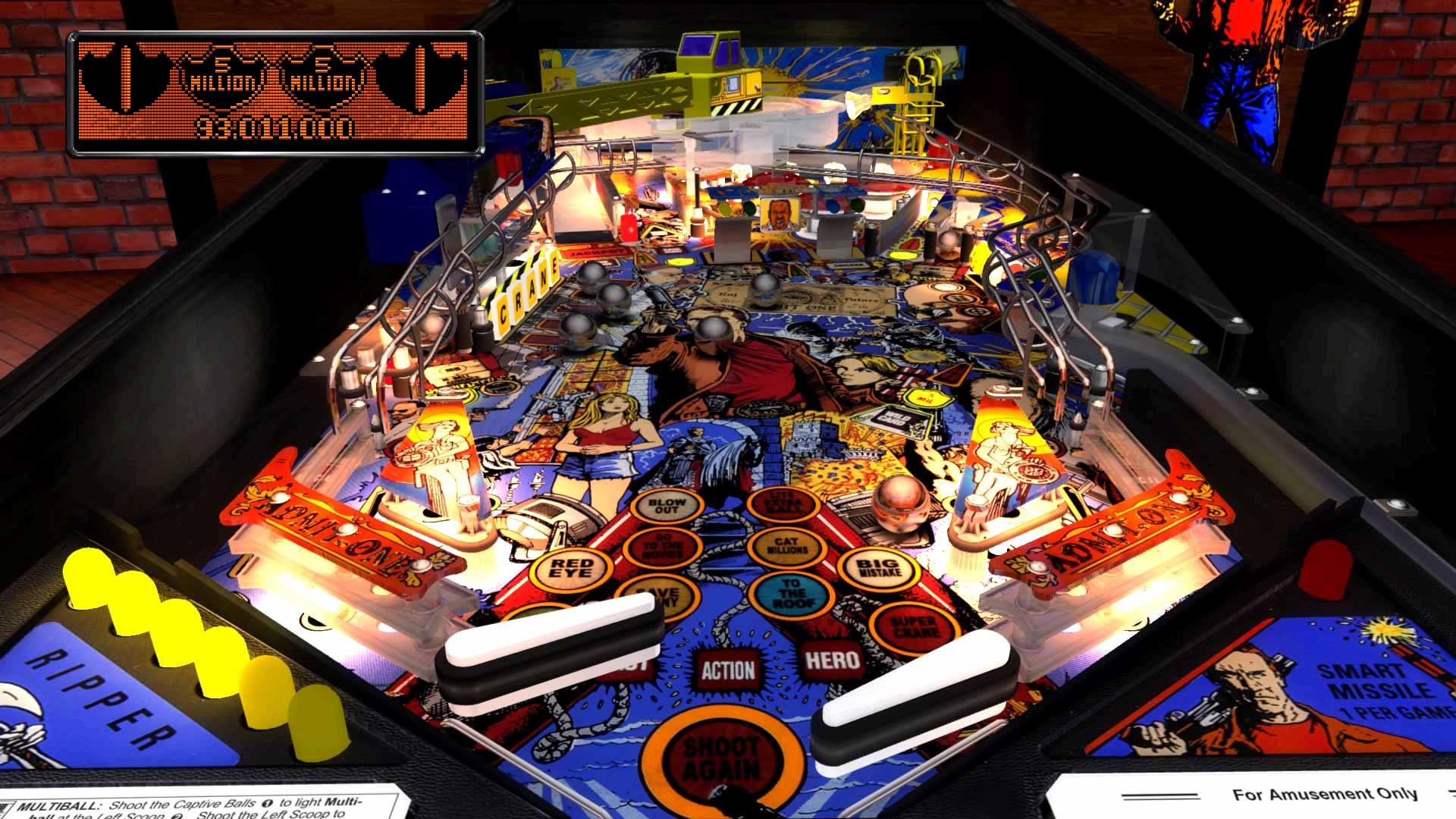 Stern Pinball Arcade seeing release on Switch | GoNintendo