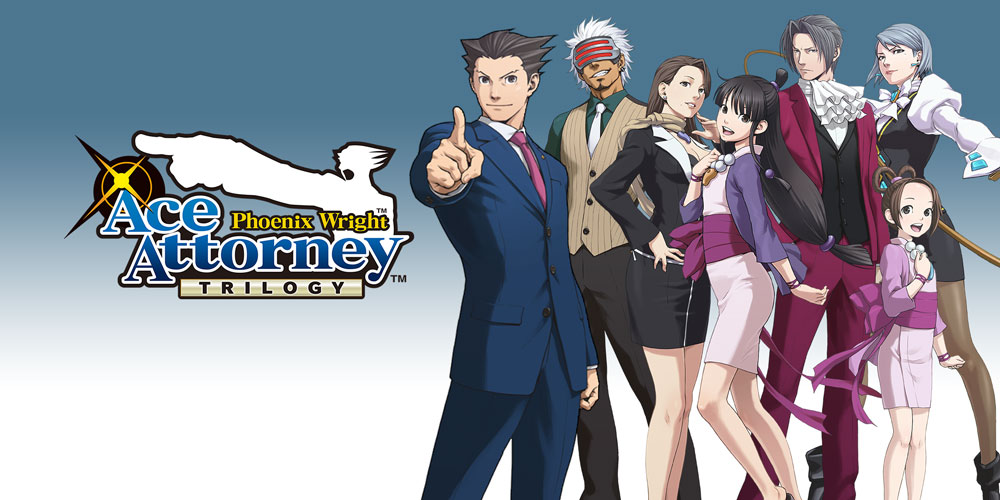 RUMOR - Capcom working on two Ace Attorney compilations, new game as well
