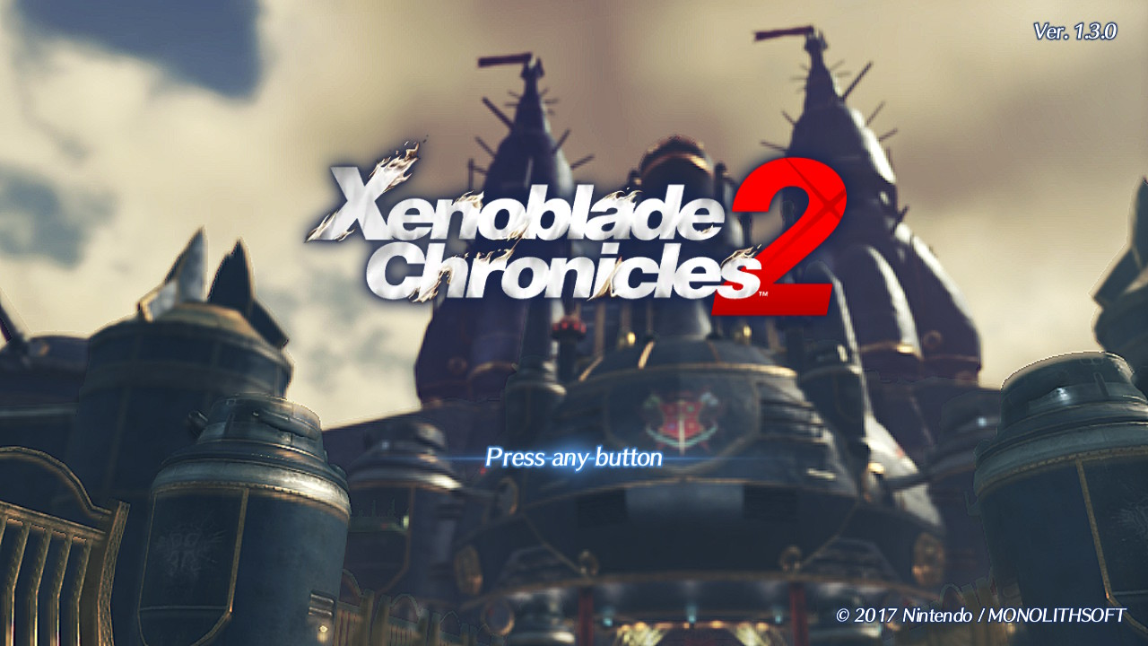 Xenoblade Chronicles 2 - version 1 3 0 now available