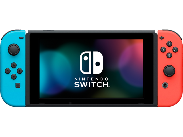 Nintendo online store selling refurbished Switch units for ...