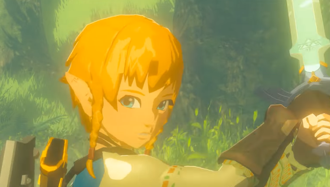 Another Zelda: Breath of the Wild mod adds Linkle to the