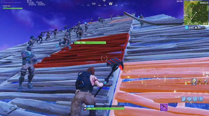 Fortnite Player Gets Solo Kill Record Thanks To Today S Rocket