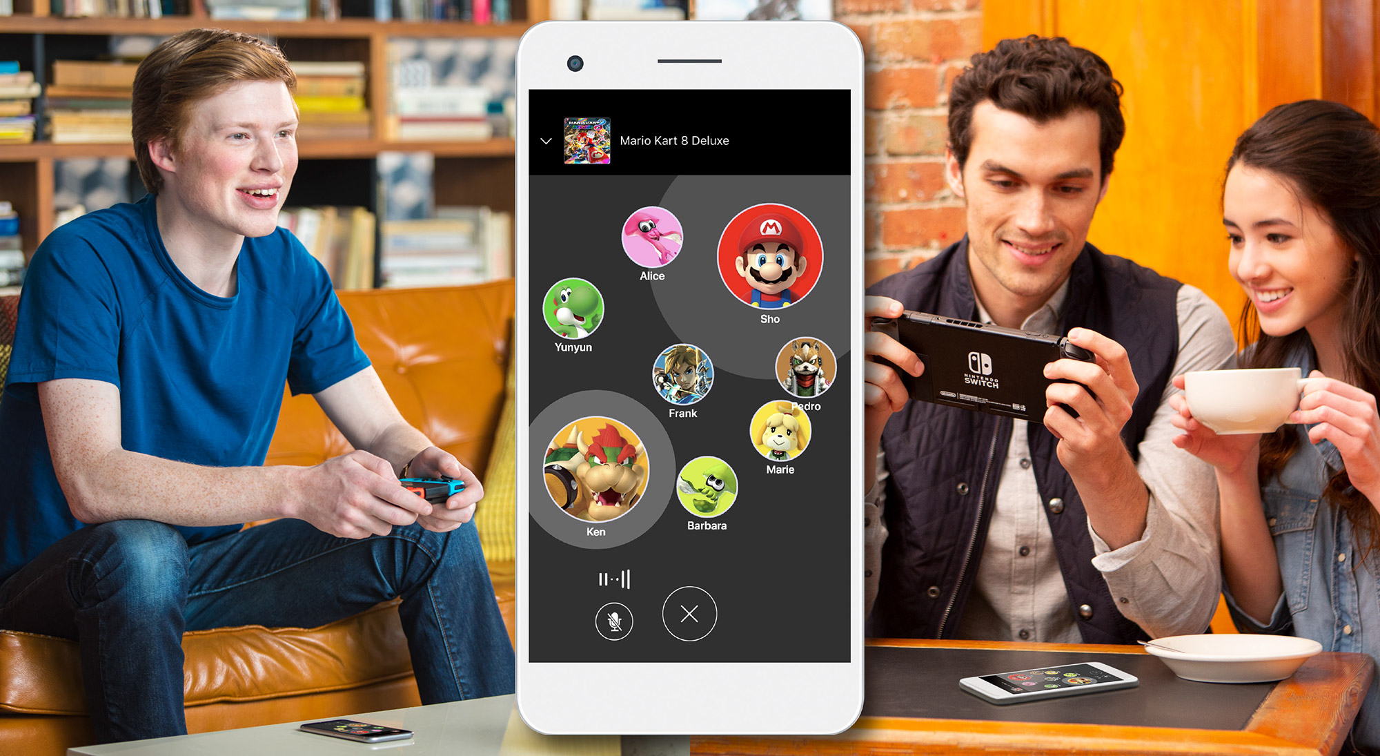 Switch online mobile app update available on android new for Discount mobili on line