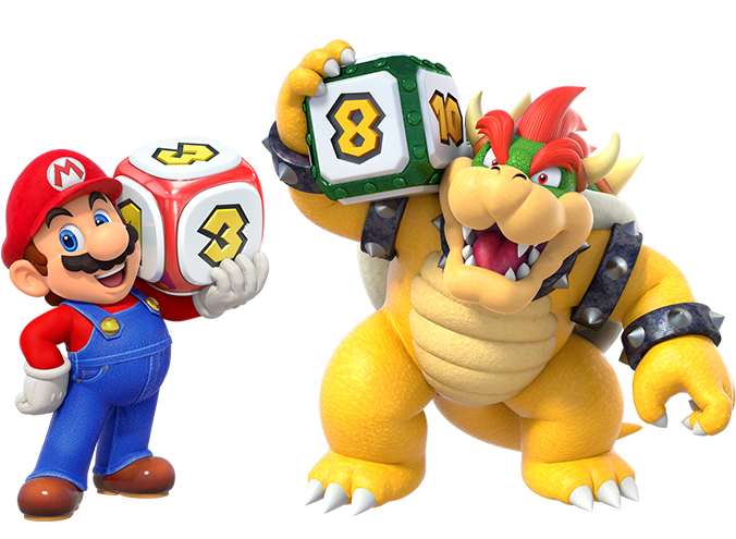 Super Mario Party's Germany website says the game includes ...