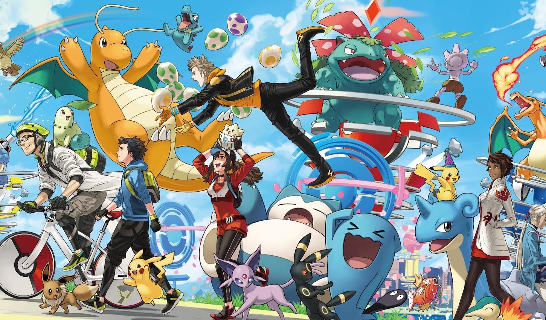 Pokemon GO hits $85 million in revenue for Sept. 2018 ...