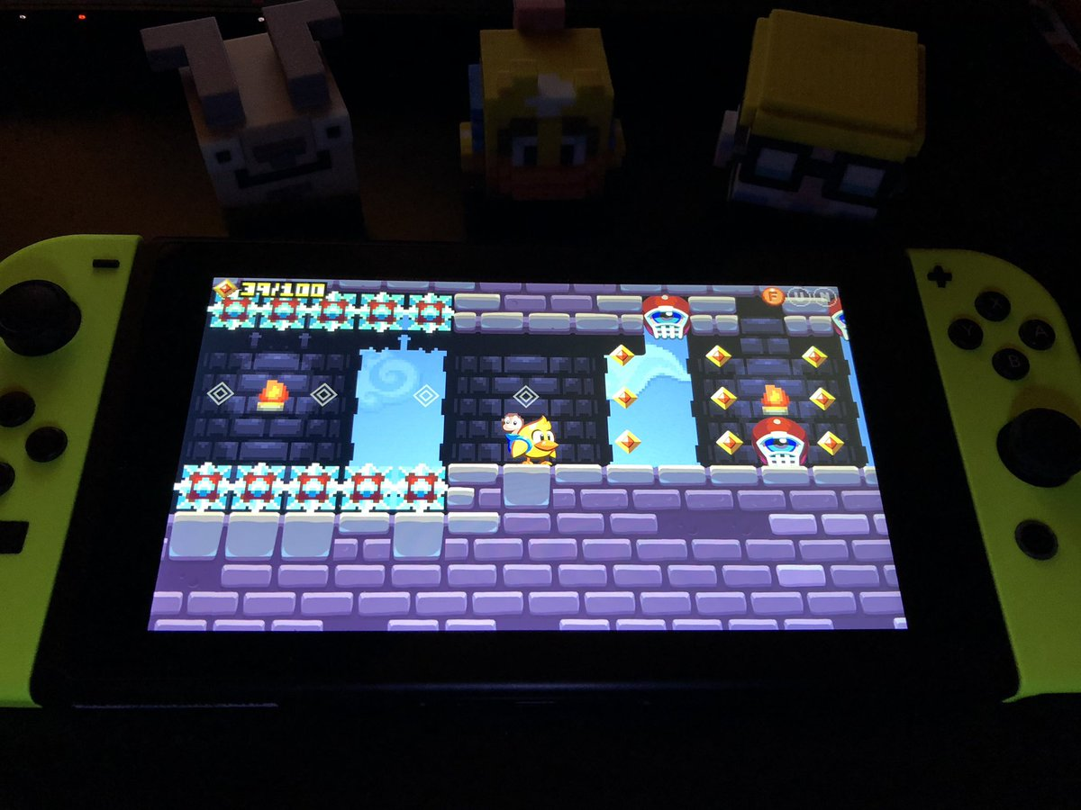 Atooi shares a new shot of Chicken Wiggle Workshop