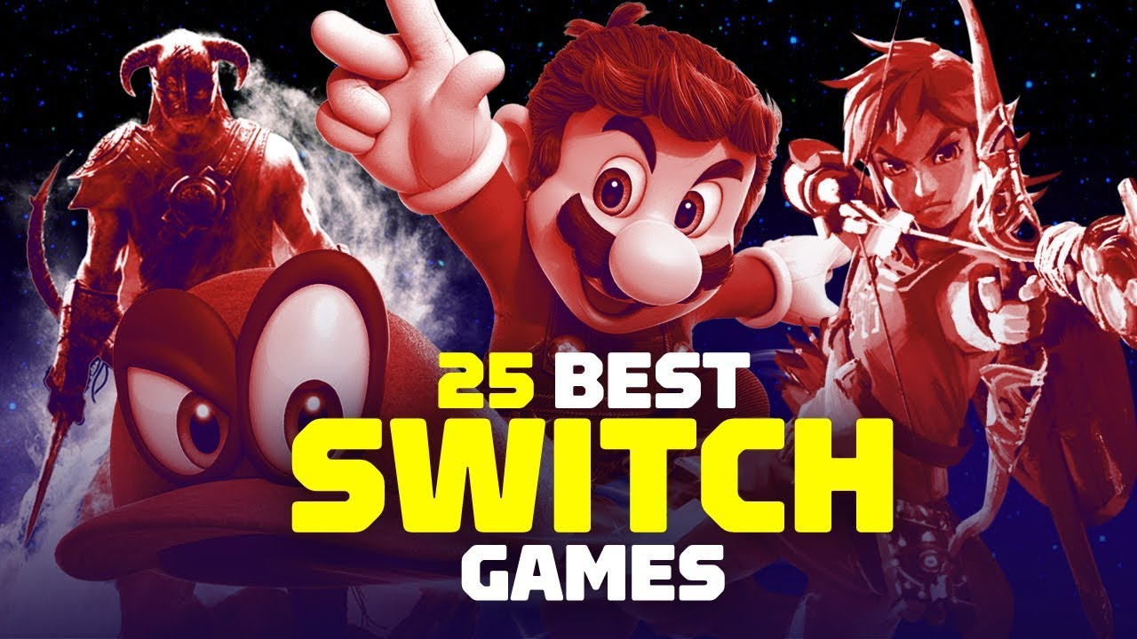 IGN Video - 25 Best Nintendo Switch Games: Fall 2018 Update