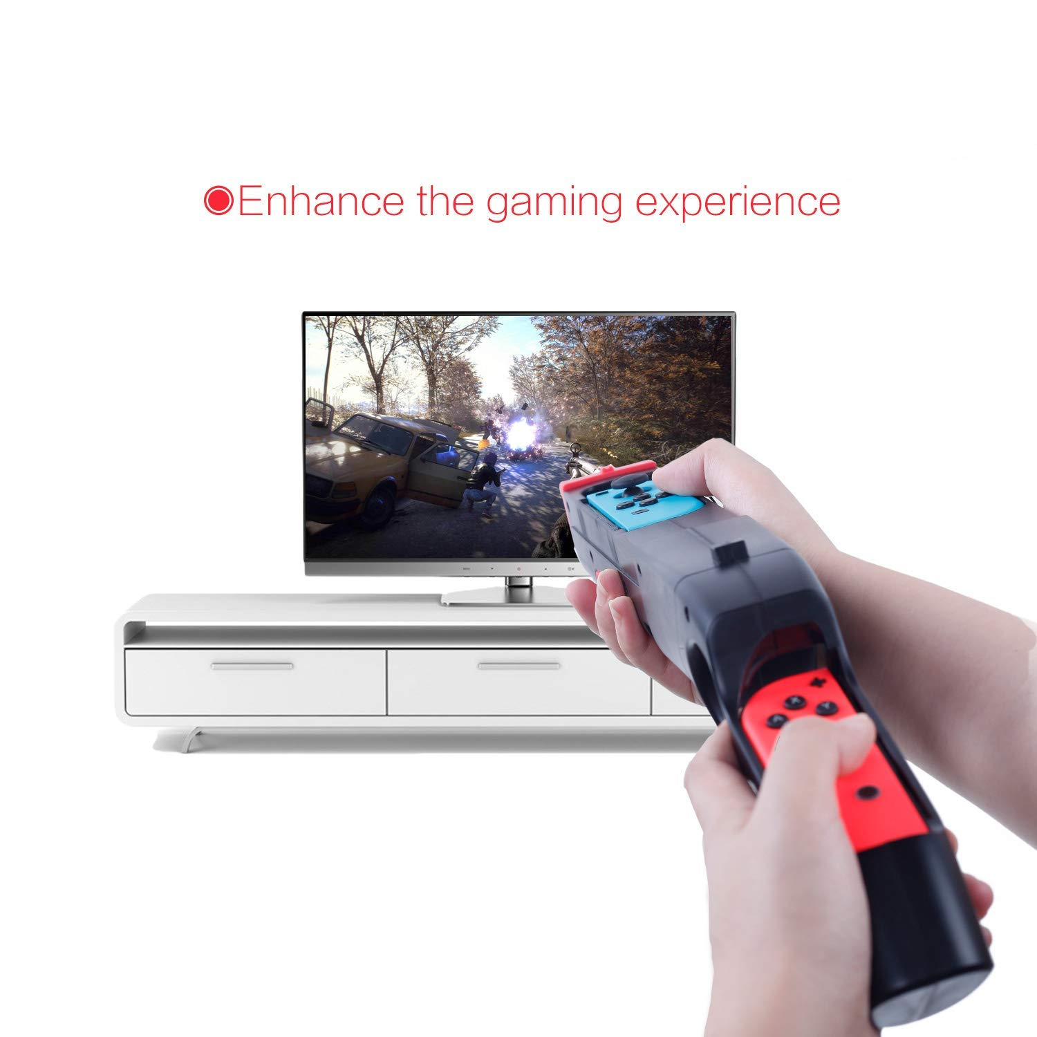 Switch 'Game Gun' accessory available now