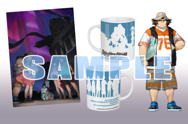 Robotics Notes Dash First Print Bonus Retailer Preorder Bonuses
