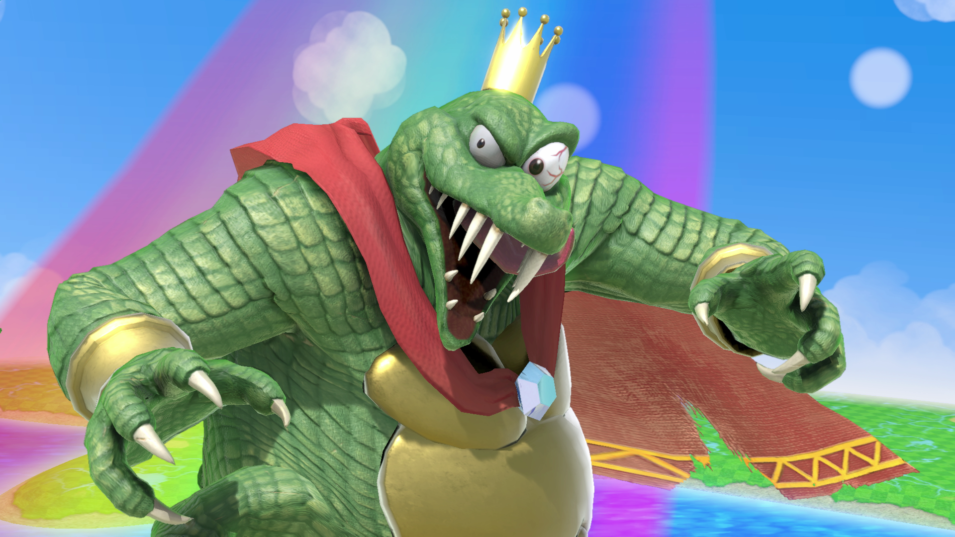 Smash Bros. Ultimate - Version 1.1 full patch notes