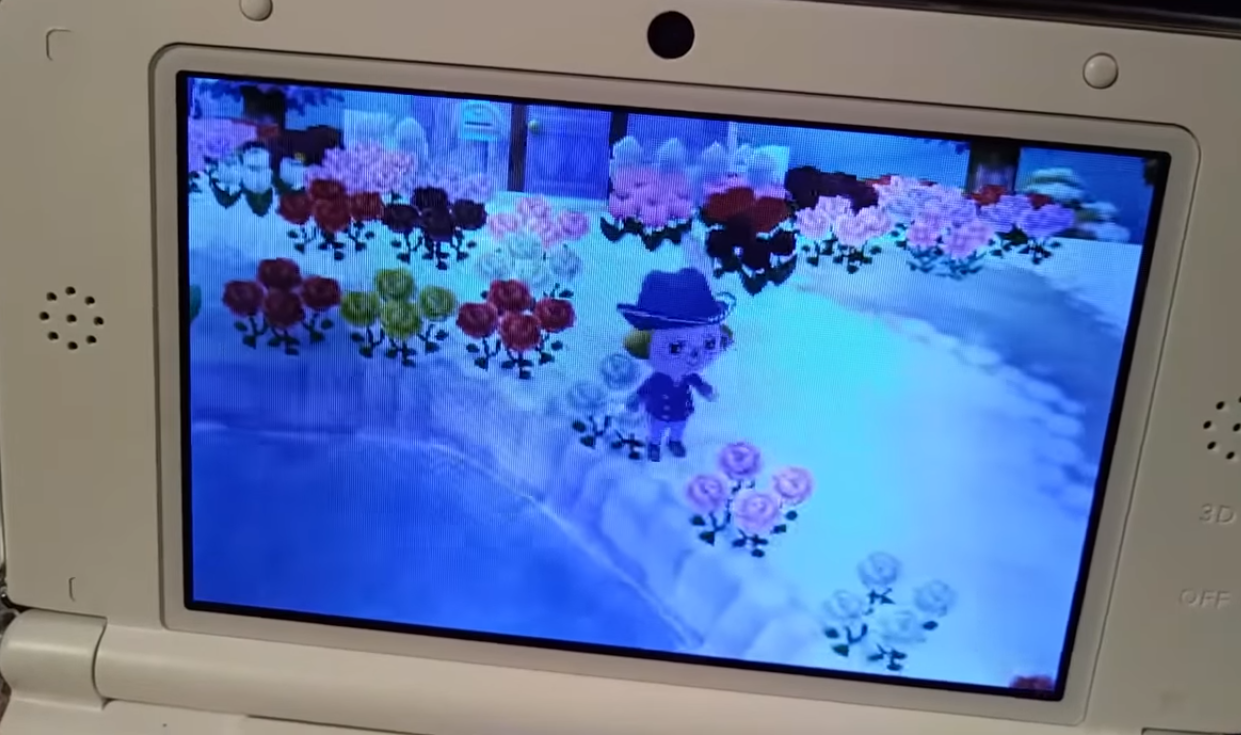 87-year-old grandmother who has put in over 3,500+ hours into Animal Crossing: New Leaf shows off her town in a video tour
