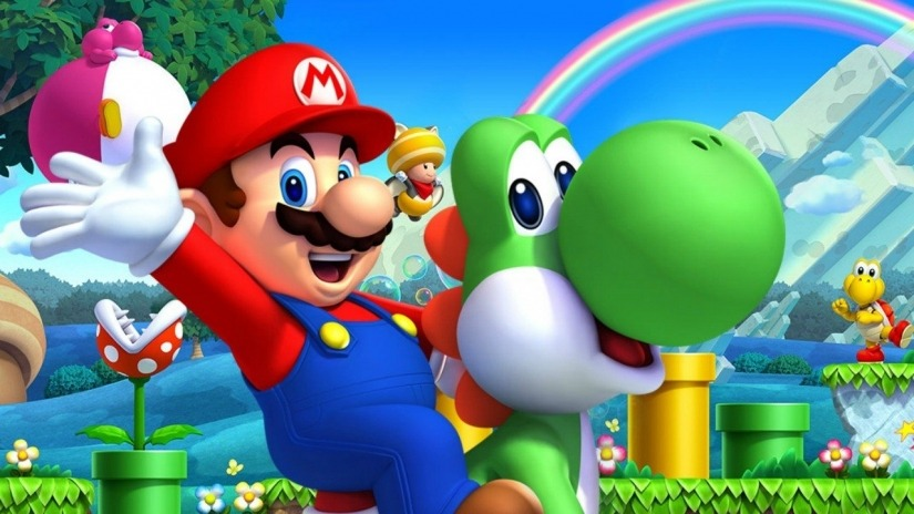 New Super Mario Bros. U Deluxe's Japanese debut bests New Super Mario Bros. U's opening week sales