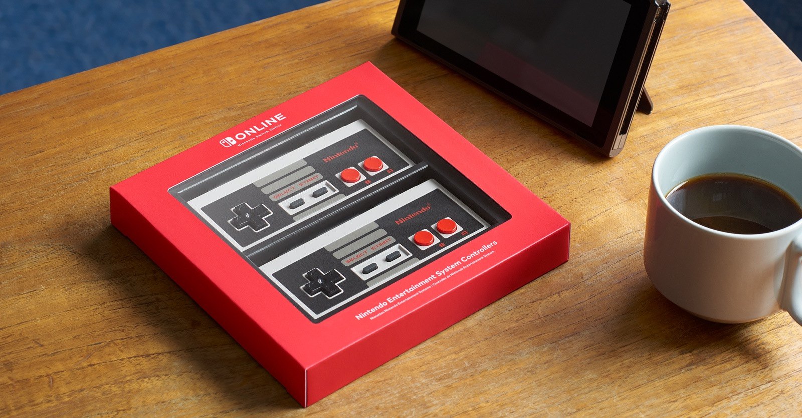 Switch Online NES controller shipments delayed throughout Europe due to Nintendo oversight