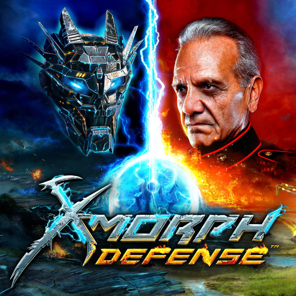 PR - Initiate the invasion by pre-ordering X-Morph: Defense on Nintendo Switch today!