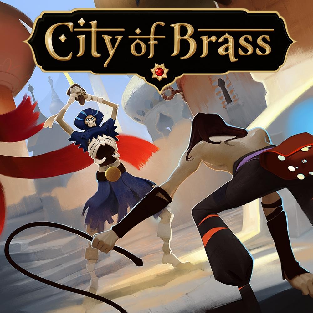 PR - BioShock Vets' Arabian Nights Adventure City of Brass Out Now for Nintendo Switch