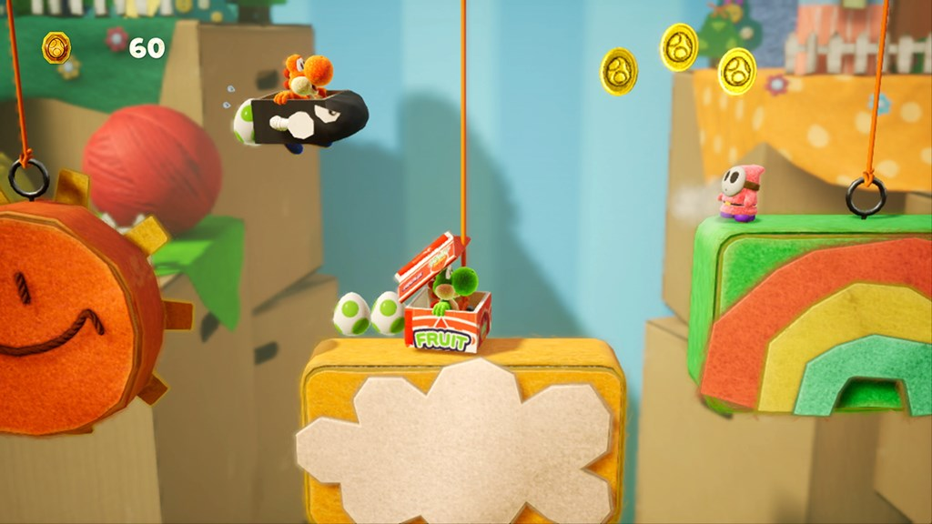 Yoshi's Crafted World - Full list of compatible amiibo