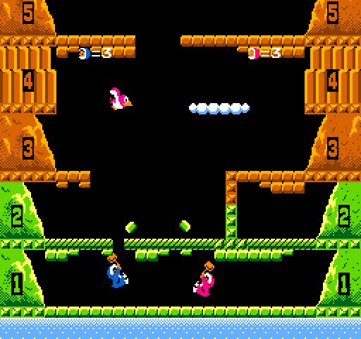 Arcade Archives: Ice Climber hits Switch on Feb. 22nd, 2019