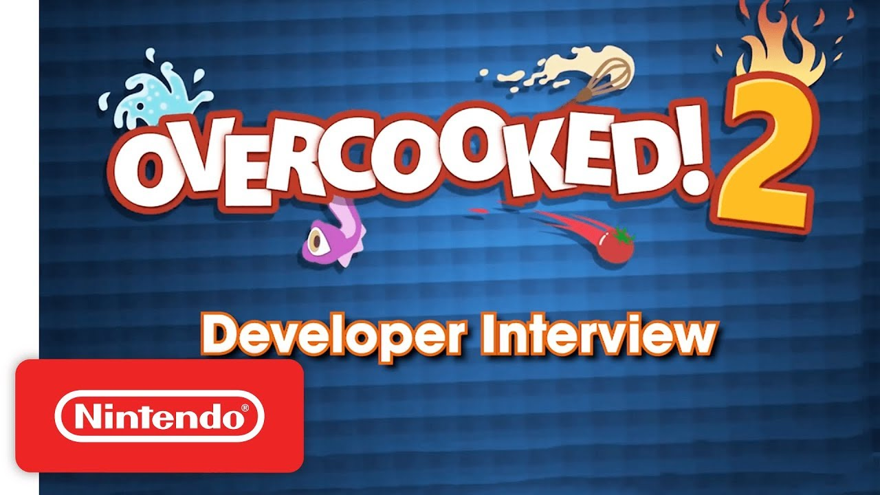 Overcooked! 2 - Ghost Town Games Developer Video Interview