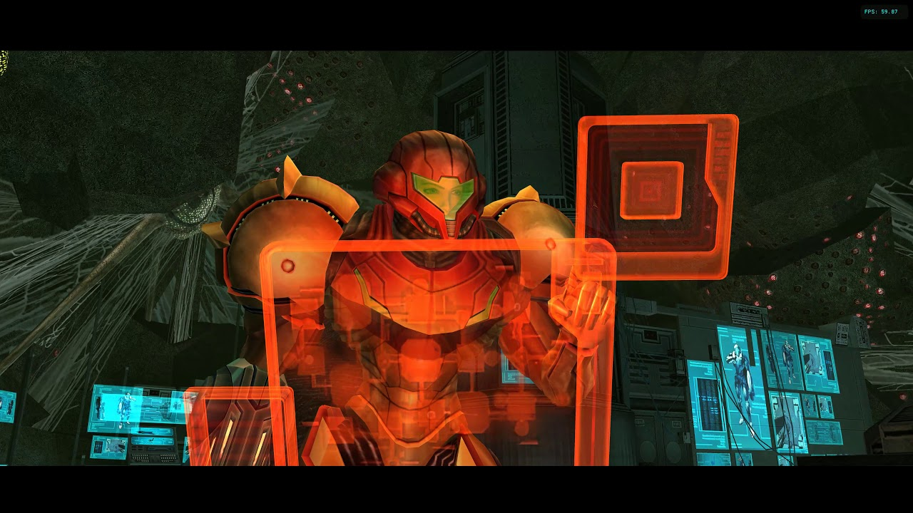 Metroid Prime 2: Echoes gets a 4K, 16:9 update thanks to a neural network, and the results are gorgeous