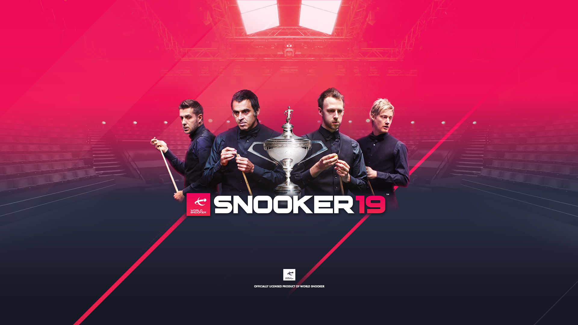 PR - Snooker 19, the first licensed snooker game in a generation, launches Spring 2019 for Nintendo Switch