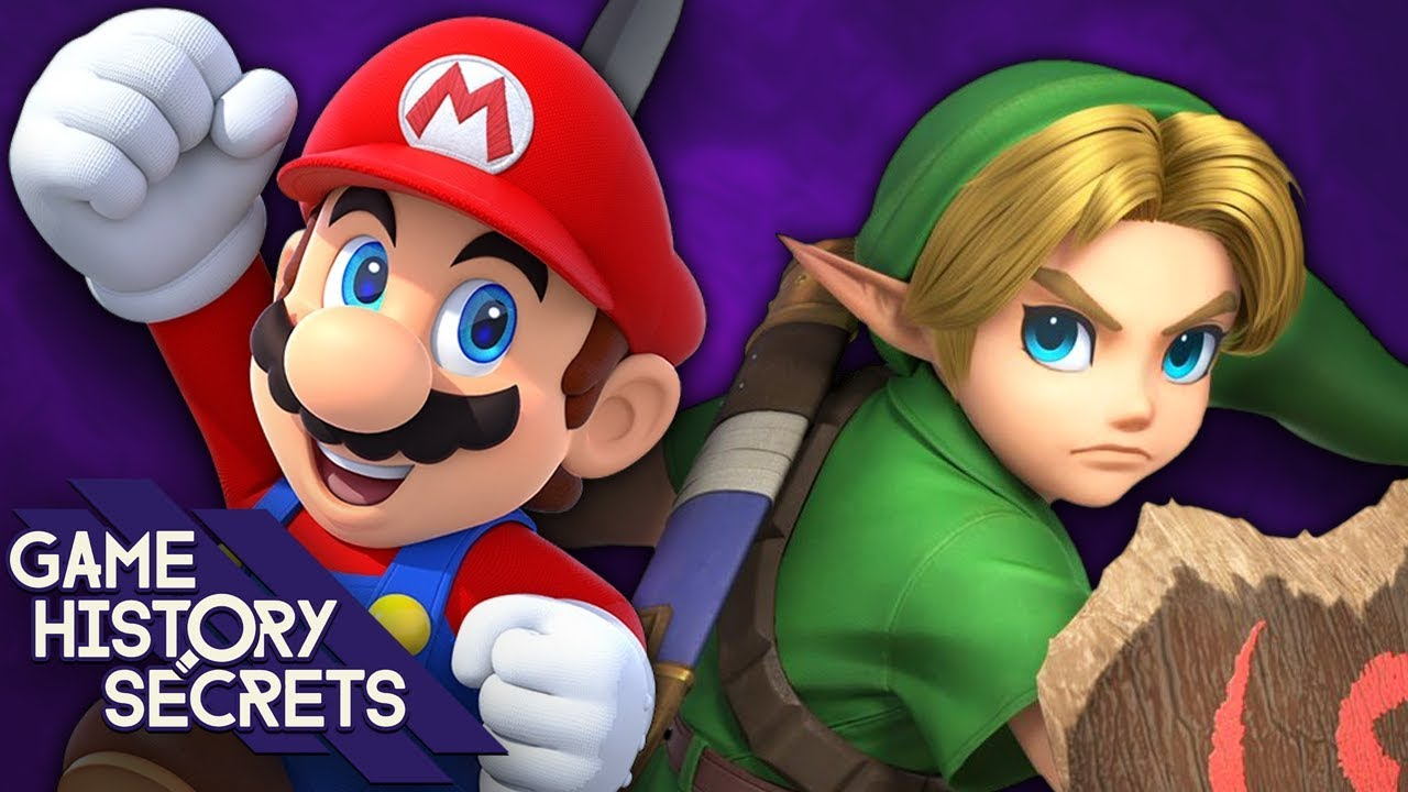 Game History Secrets - Nintendo Games That Were Almost Completely Different
