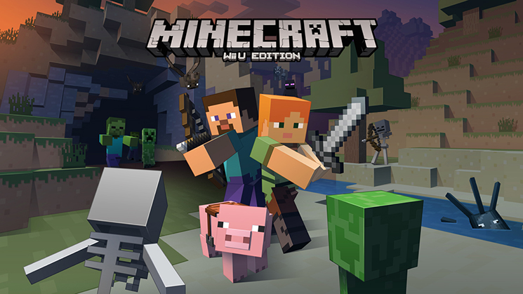 Minecraft: Wii U Edition - Patch 43 now available