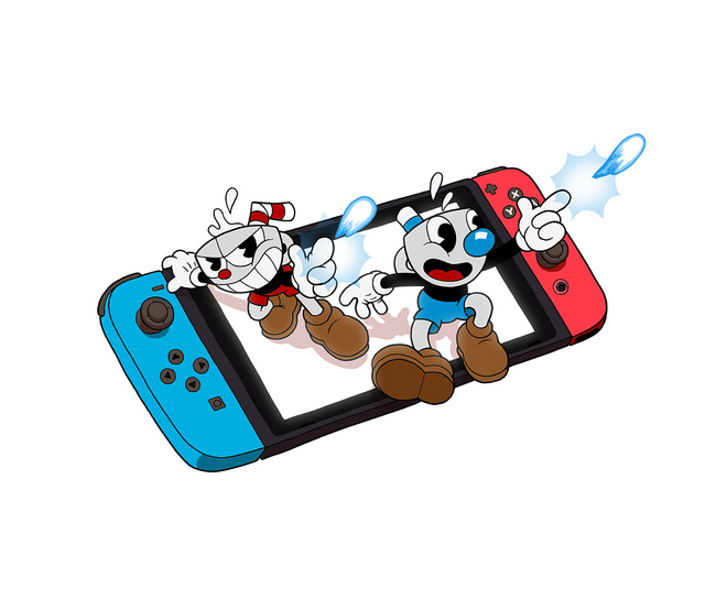 Cuphead developers say Microsoft approached them about bringing the game to Switch