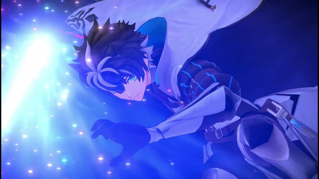 Fate/EXTELLA LINK Now Available Switch in Europe
