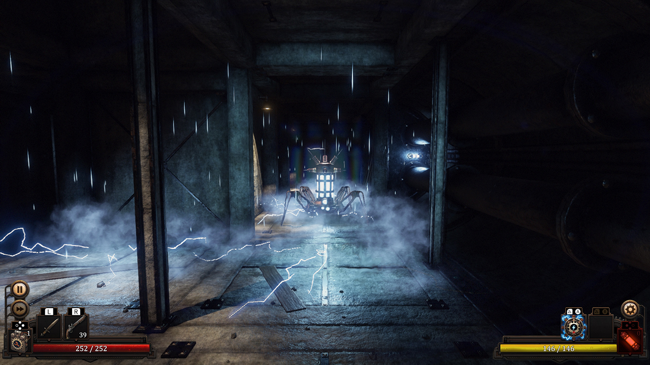 Vaporum devs say it took 7 months to port the game to Switch