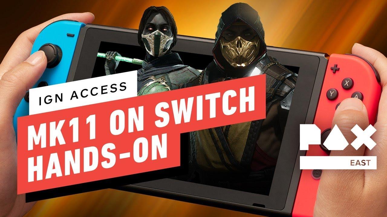 IGN Mortal Kombat videos - The Top 25 Craziest Finishers in Mortal Kombat History, and Mortal Kombat 11 Switch Gameplay Reaction